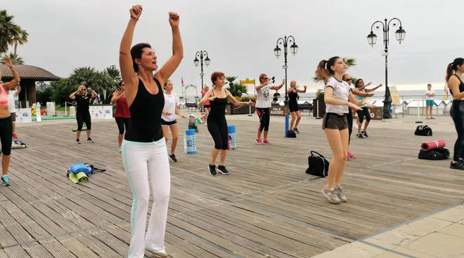 Alassio Summer Town 2020 Gran Galà del Fitness
