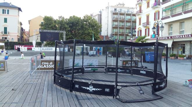 Alassio Summer Town 2020 street soccer