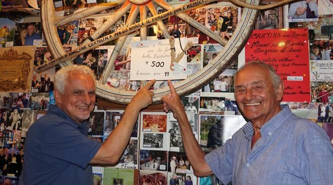 Albenga Museo fionda numero 500 Lapponia