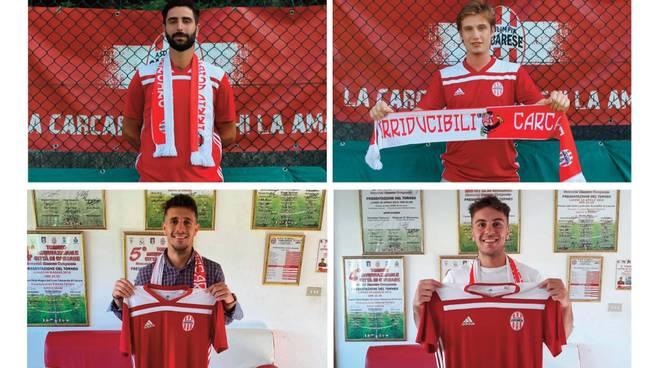 Allario, Clemente, Marenco e Vero