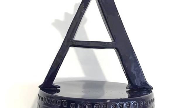 Andrea Mannuzza opera ceramica premio Mostra Cinema Venezia