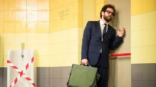 """Borgio Verezzi Gabriele Pignotta one man dramedy """"Toilet"""""""