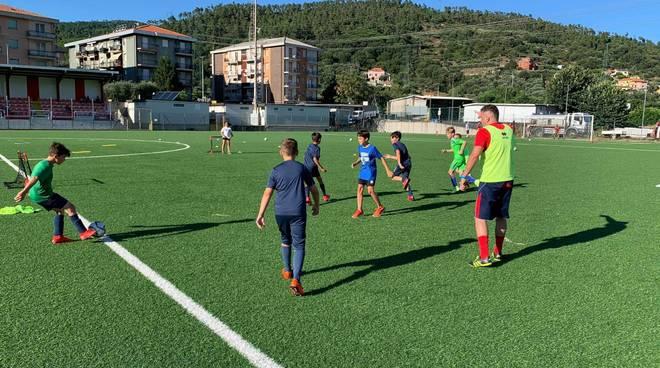 Calcio: gli open day del Quiliano&Valleggia