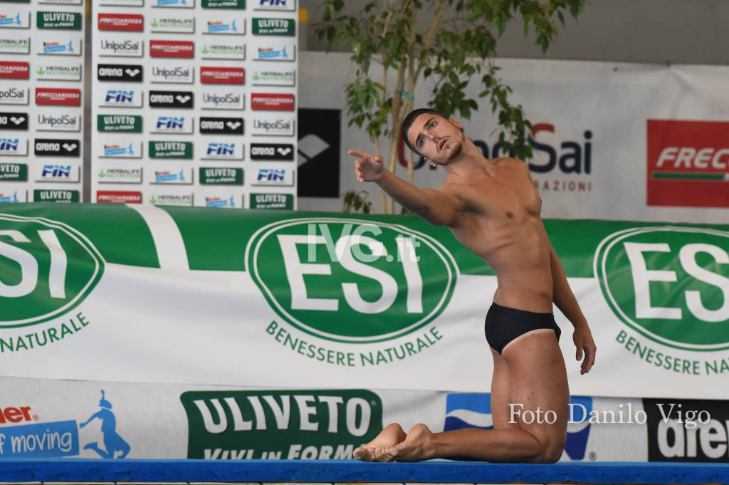 Campionato Assoluto Nuoto Sincronzzato
