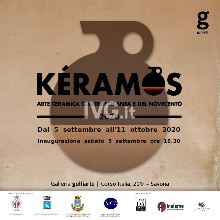 Kéramos 2020 | rassegna di ceramica d\'arte contemporanea e del novecento --Spiriti Domestici | personale di Mirco Denicolò
