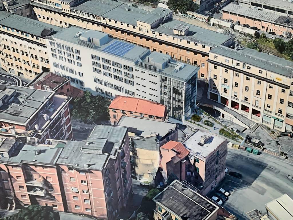 Casa della Salute Bolzaneto progetto