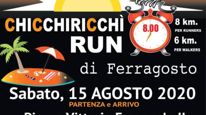 Chicchiricchì Run