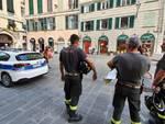 Cornicione piazza raibetta