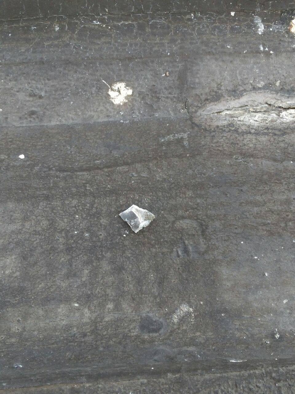 detriti viadotto bisagno