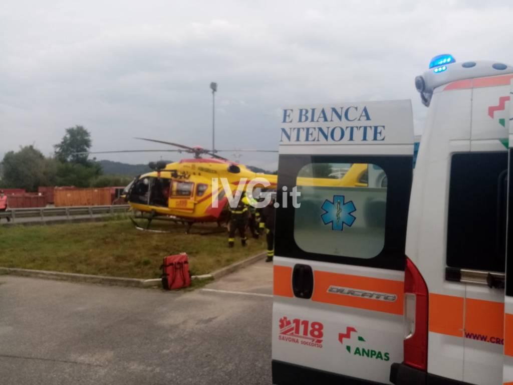 elisoccorso ambulanza croce bianca cairo