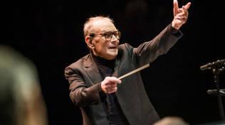 Ennio Morricone direttore d'orchestra compositore