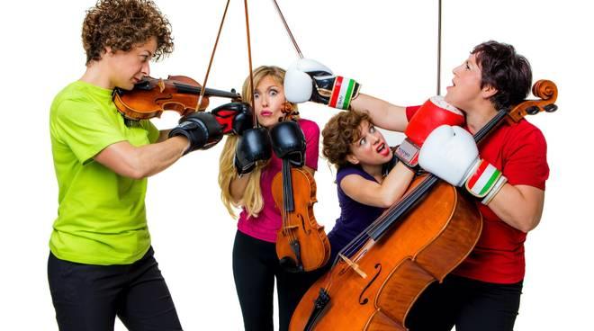 Euphoria quartetto musicale