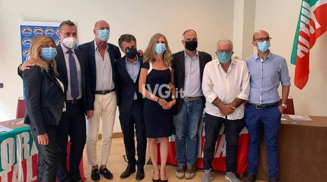 Forza Italia Liguria Popolare candidati