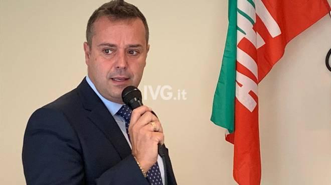 Eraldo Ciangherotti Forza Italia