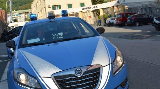 Polizia Questura Savona Reparto Prevenzione Crimine