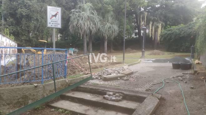 Riqualificazione Parco Puccio Albissola
