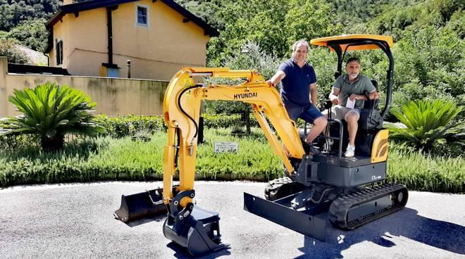 Escavatore Zuccarello