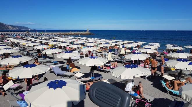 Spiaggia Loano