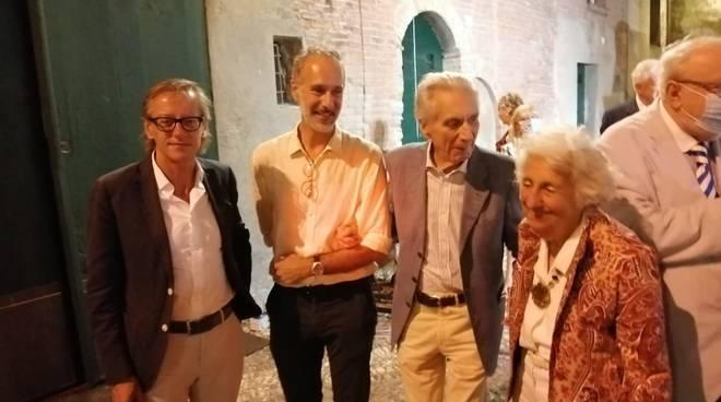 Cosimo Costa Ingauno dell'anno 2020 - premiazione