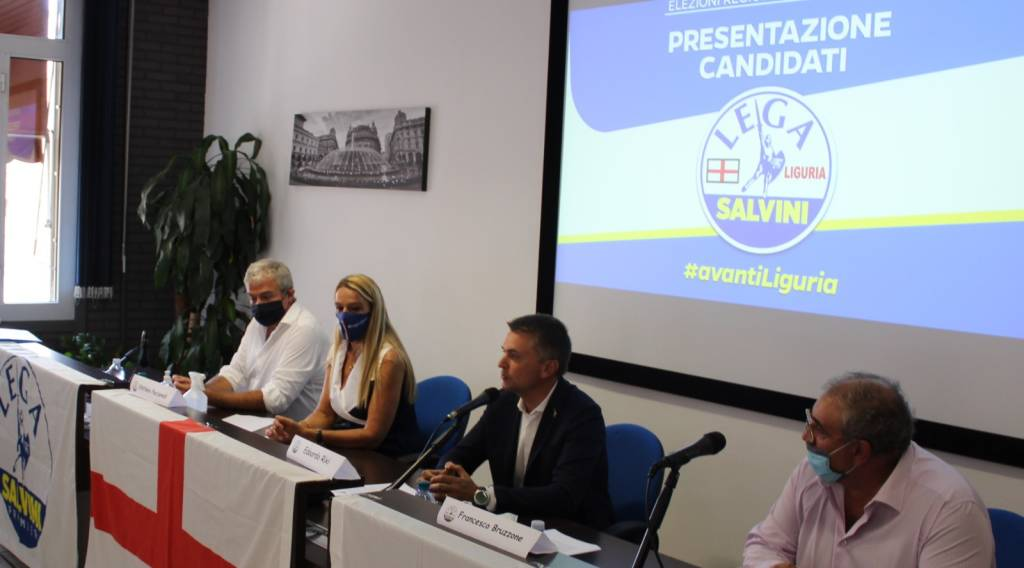 Presentazione Liste Lega Regionali 2020