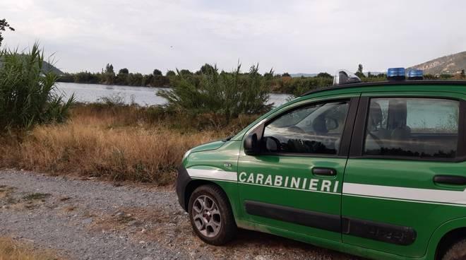 Carabinieri Forestali Centa Fiume