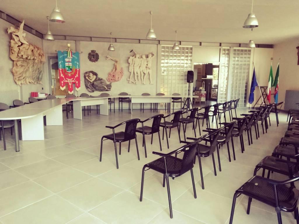 Sala consiliare Borgio