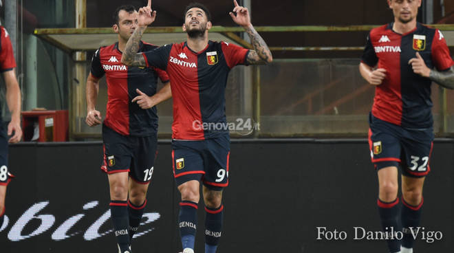 Genoa Vs Hellas Verona