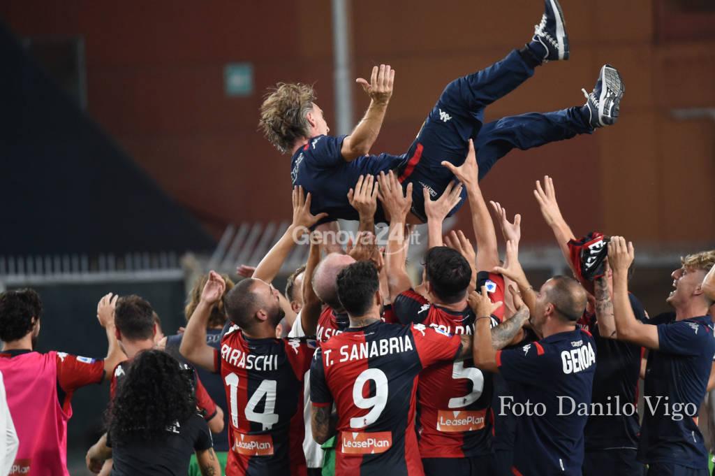 Genoa Vs Hellas Verona