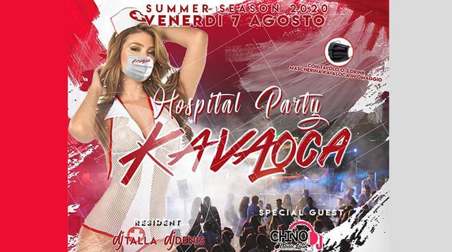 Hospital Party Kava
