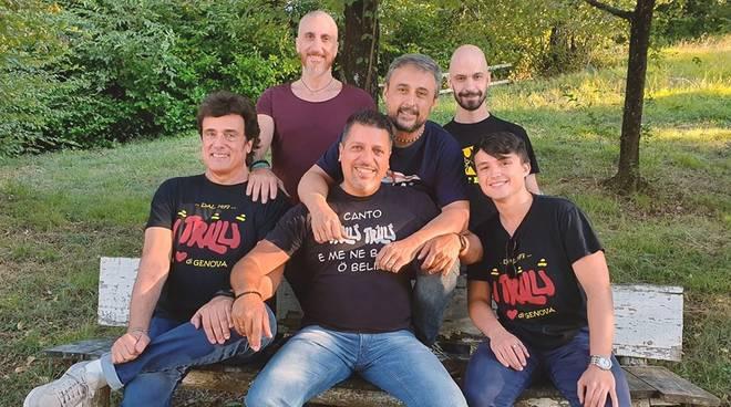 I Trilli gruppo musicale genovese