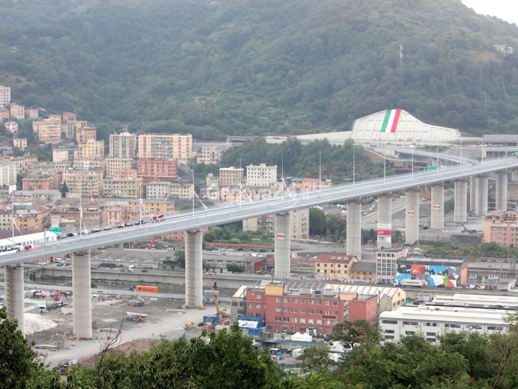 Inaugurazione nuovo ponte