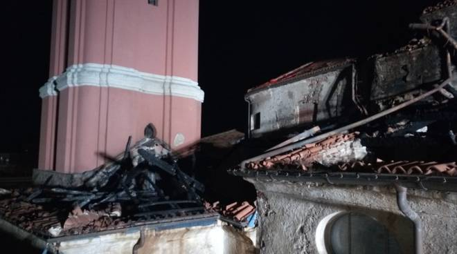incendio san lorenzo