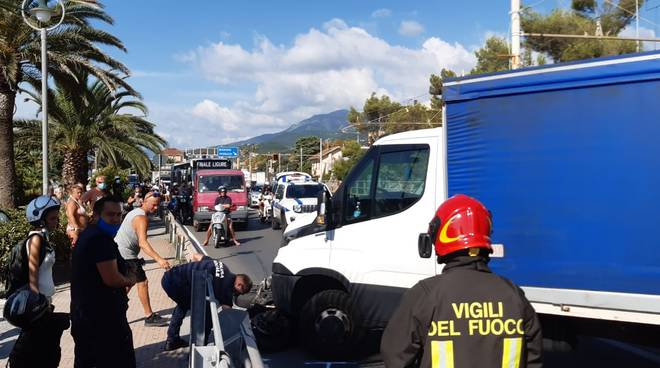 incidente aurelia borgio