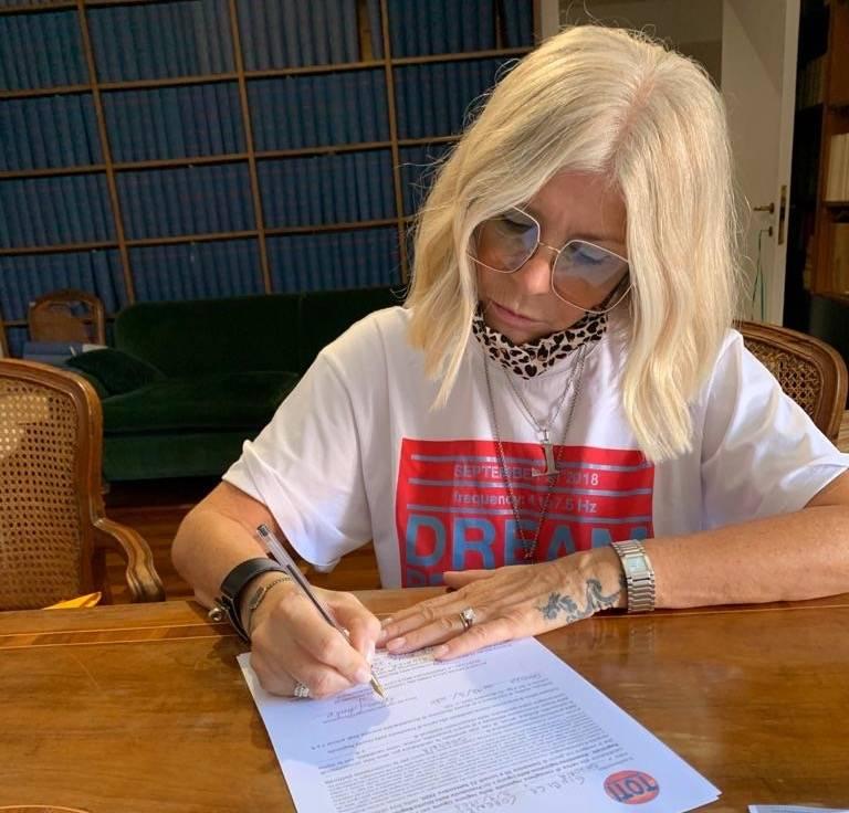 Lorenza Giudice candidata regionali 2020