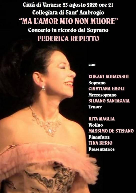 """""""Mal l'amor mio non muore"""" concerto Varazze"""