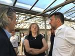Matteo Salvini Albenga azienda agricola
