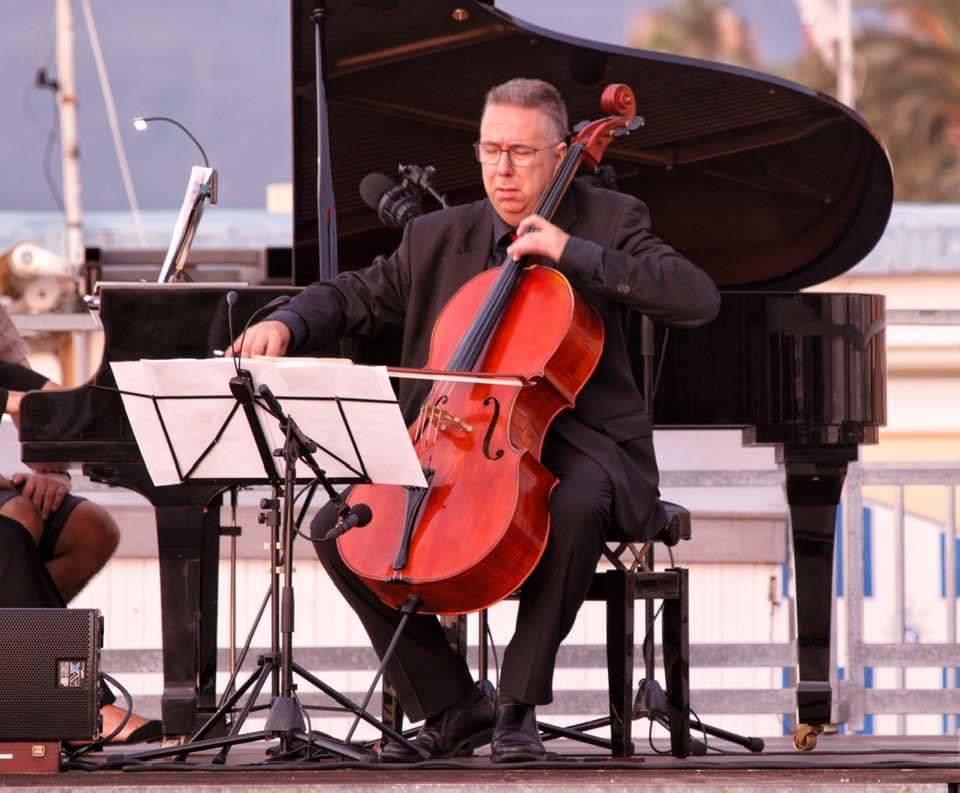 Giulio Glavina violoncello