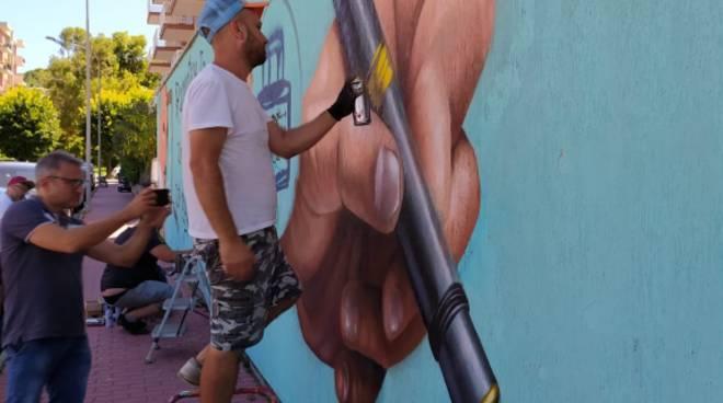 Murales Andora Andrea Pinketts