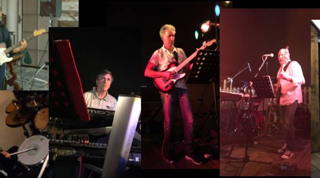 Never Too Late band musicale