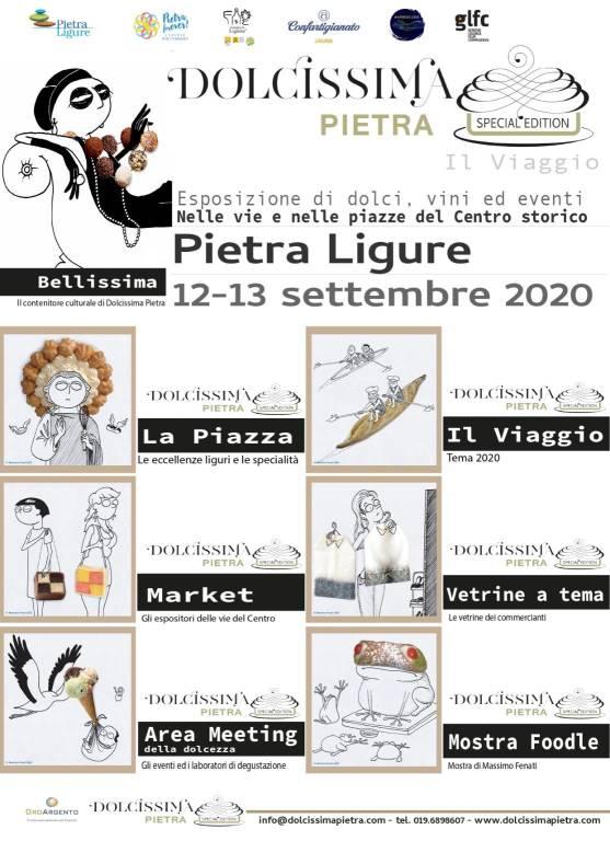"Pietra Ligure ""Dolcissima Pietra"" 2020"