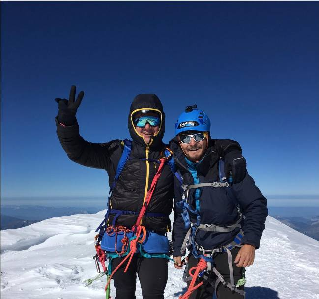 Pietro Buccinnà Ceriale Monte Bianco