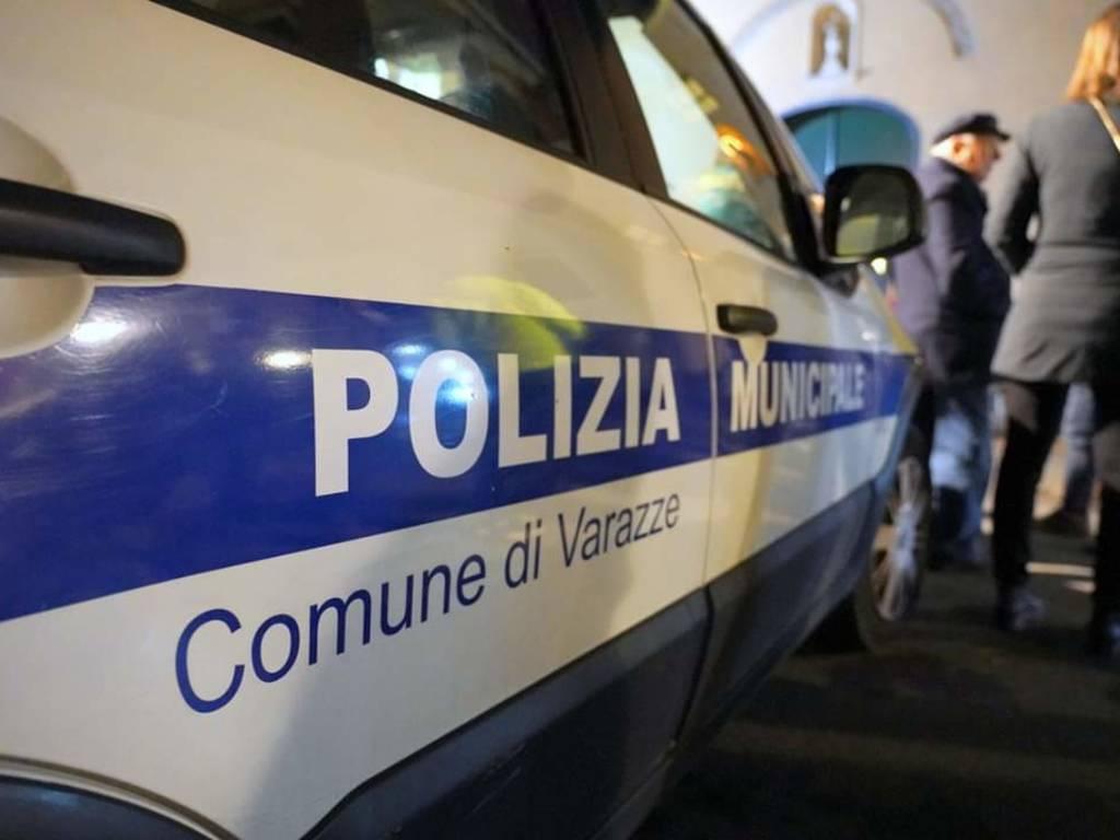 polizia locale varazze
