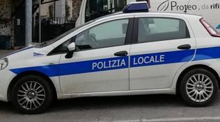 polizia municipale generica