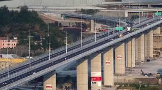 Ponte Genova San Giorgio ultimato