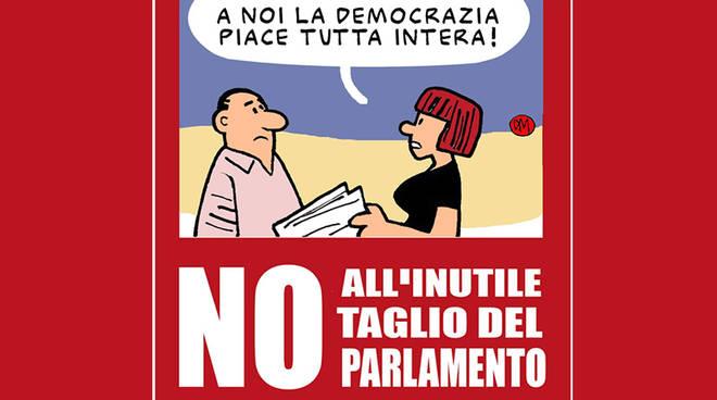 referendum taglio parlamentari No
