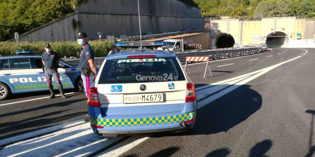 Riapertura ponte Genova San Giorgio