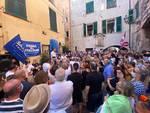 Salvini ad Albenga