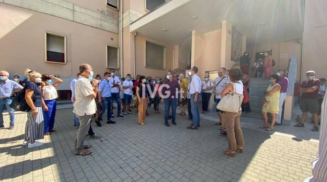 Sansa all'ospedale di Cairo