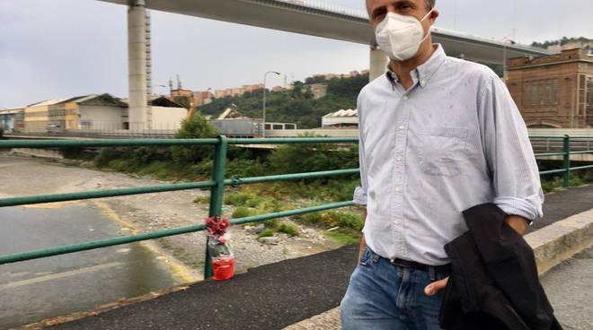 sansa Genova ponte