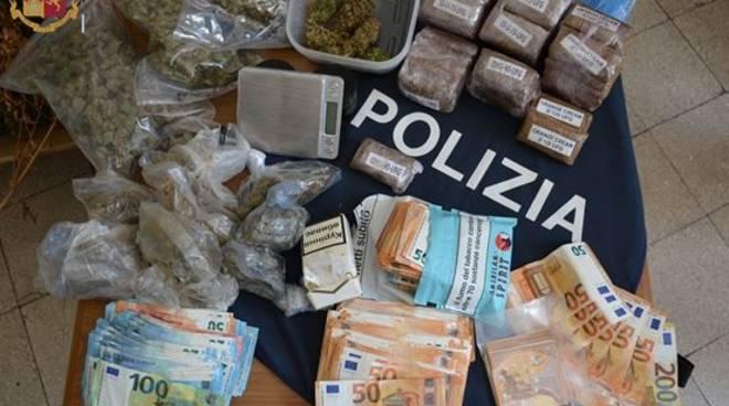 Sequestro droga Savona